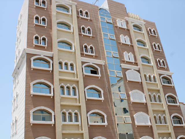 Construction of Residential & Commercial Building